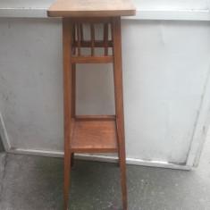 Suport vechi ,german ,din lemn masiv