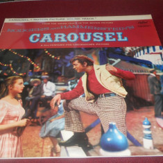 *** DISC VINIL RODGERS AND HAMMERSTEINS - CAROUSEL - Muzica Ambientala