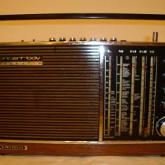Radio GRUNDIG CONCERT BOY AUTOMATIC 209 - Aparat radio