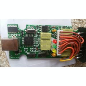 OPEL OP-COM OPCOM 2014, inclusiv INSIGNIA ASTRA J - Chip PIC18F458 A+++