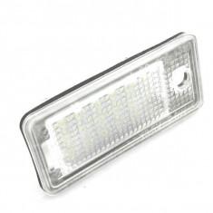 Lampa numar LED AUDI Q7 pret pe set - Led auto G-View