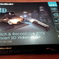 AVerTV 3D USB - TV-Tuner PC Avermedia, DVB-T