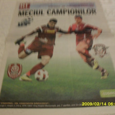 Program CFR Cluj - Rapid - Program meci
