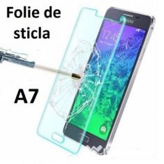 Folie de sticla / tempered glass sticla securizata Samsung Galaxy A7
