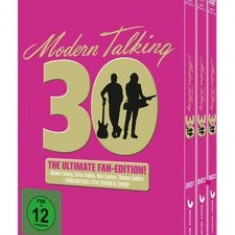 MODERN TALKING 30 The Ultimate Fan Edition Box (3dvd) - Muzica Dance