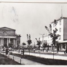 Bnk cp Hunedoara - Vedere - circulata - Carte Postala Transilvania dupa 1918, Printata
