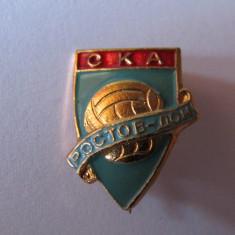 Insigna veche - fotbal CKA ROSTOV-on-DON (RUSIA) - Insigna fotbal