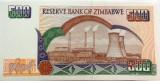 Bancnota 500 Dolari - ZIMBABWE, anul 2001  * Cod 835 --- UNC
