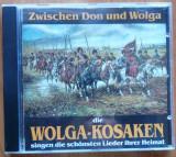 Muzica cazacilor de pe Don , 1 CD original Germania