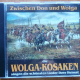 Muzica cazacilor de pe Don , 1 CD original Germania