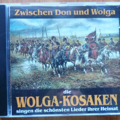 Muzica cazacilor de pe Don, 1 CD original Germania - Muzica Corala