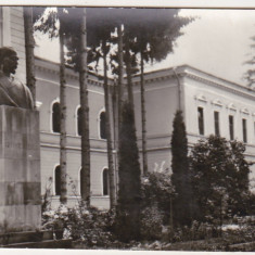 Bnk cp Nasaud - Liceul George Cosbuc - circulata - Carte Postala Transilvania dupa 1918, Printata