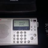 RADIO SANGEAN 505 , IMPECABIL , FUNCTIONEAZA .