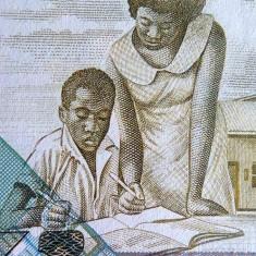 Bancnota 2 Kwacha - ZAMBIA, UNC - bancnota africa, An: 1980