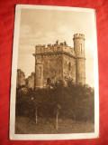 Ilustrata Craiova -Parcul Bibescu -Castelul , circulat 1927, Ed.Libr.Scoalelor