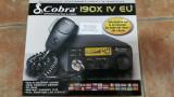 Statie radio (CB) emisie-receptie Cobra I9DX IV EU cu antena inclusa