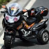 Motocicleta Pb378 12 volti neagra