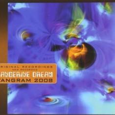 TANGERINE DREAM Tangram 2008 digipack (cd) - Muzica Ambientala