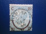 TIMBRE VECHI ITALIA 1865, Stampilat