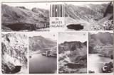 bnk cp Lacuri in Muntii Fagaras - Vedere -  circulata