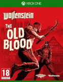 Wolfenstein The Old Blood Xbox One, Shooting, 18+