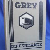 POUTRELLES GREY DE DIFFERDANGE ( CATALOG GRINZI )-GRAND-DUCHE DE LUXEMBOURG-1930