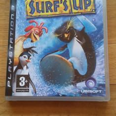 JOC PS3 SURF's UP ORIGINAL / by DARK WADDER - Jocuri PS3 Ubisoft, Actiune, 3+, Multiplayer