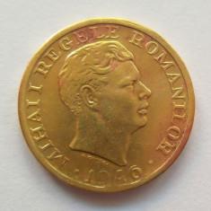 Moneda 2000 Lei- 1946 - ROMANIA *cod 258 - Moneda Romania