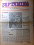 ziarul saptamana 28 noiembrie  1975