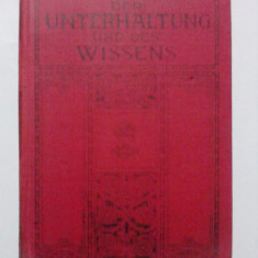 Carte in limba germana 1914 / R5P4S - Carte in germana