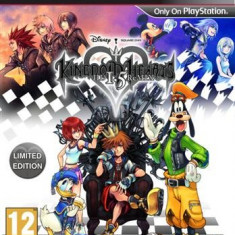 Kingdom Hearts 1.5 Limited Edition Ps3 - Jocuri PS3 Square Enix, Actiune, 12+