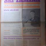 Ziarul saptamana 30 mai 1975