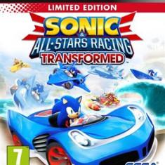 Sonic & All Stars Racing Transformed Ps3 - Jocuri PS3 Sega, Curse auto-moto, 12+