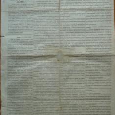 Ziarul Albina , nr. 12 , 1870 , Budapesta , in limba romana , Director V. Babes