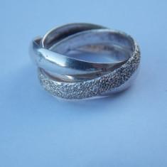 Inel argint 3 verigi - 160