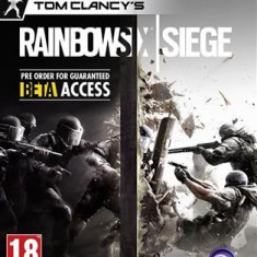 Tom Clancy's Rainbow Six Siege Xbox One - Jocuri Xbox One, Shooting, 18+, Multiplayer