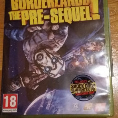 JOC XBOX 360 BORDERLANDS THE PRE-SEQUEL! ORIGINAL PAL / by DARK WADDER - Jocuri Xbox 360, Shooting, 18+, Single player