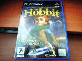 Joc , The Hobbit PS2, original, 29.99 lei(gamestore)!, Actiune, 3+, Single player