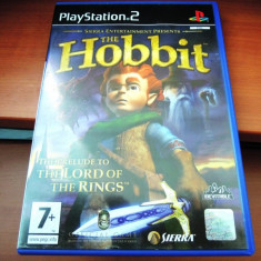 Joc, The Hobbit PS2, original, 29.99 lei(gamestore)! - Jocuri PS2 Altele, Actiune, 3+, Single player