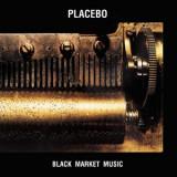 PLACEBO Black Market Music LP 2015 remaster (vinyl) - Muzica Rock