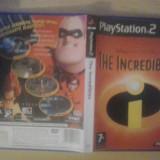 The Incredibles - JOC PS2 Playstation ( GameLand ) - Jocuri PS2, Actiune, Toate varstele, Single player