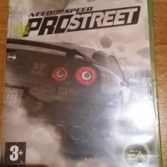 JOC XBOX 360 NEED FOR SPEED PROSTREET ORIGINAL PAL / by DARK WADDER - Jocuri Xbox 360, Curse auto-moto, 3+, Multiplayer