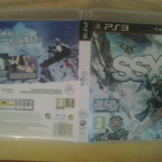 SSX - Joc PS3 - Playstation 3 - PS 3 ( GameLand ) - Jocuri PS3, Sporturi, 12+, Single player