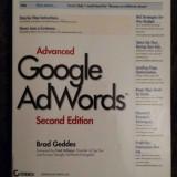 Google AdWords. Advance - Brad Geddes (limba engleza) - Carte de aventura