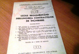 ZOTTA Legile reglementand prelungirea contractelor de inchiriere 1940