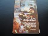 1001 FANTOME/TESTAMENTUL DOMNULUI DE CHAUVELIN  -  ALEXANDRE DUMAS