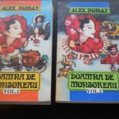 DOAMNA DE MONSOREAU 2 VOL.  -  ALEXANDRE DUMAS