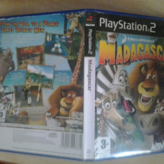 Madagascar - JOC PS2 Playstation ( GameLand ) - Jocuri PS2, Actiune, Toate varstele, Single player
