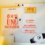 Carte educativa pentru 7-12 ani, cu jurnal de lectura - 101 Dalmatieni
