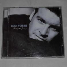 Vand cd ROCK VOISINE-Chaque feu... - Muzica Pop sony music